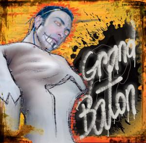 Le Grand Baton cdcover 2012